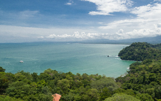 Casa Pura Paz ocean view