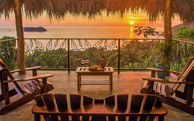Vista Oceana sunset view