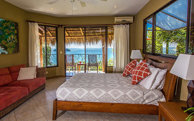 Vista Oceana bedroom