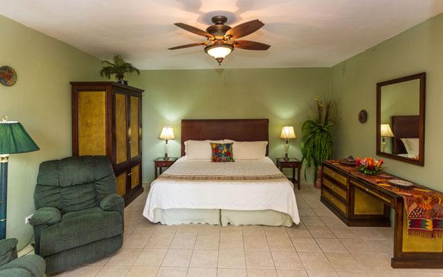 Casa Pura Paz master bedroom