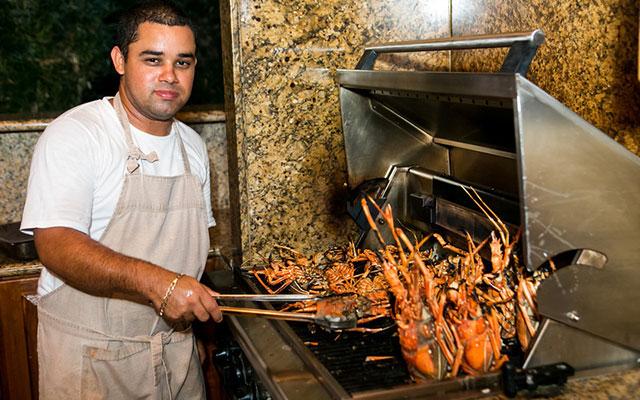 Casa Maravilla chef