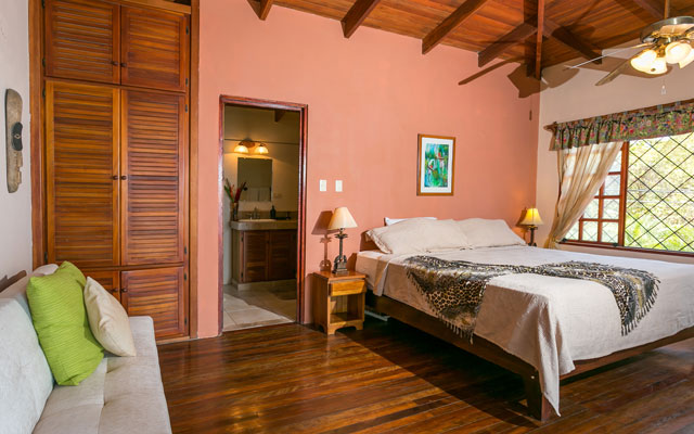 Villa Playa Mono - master bedroom
