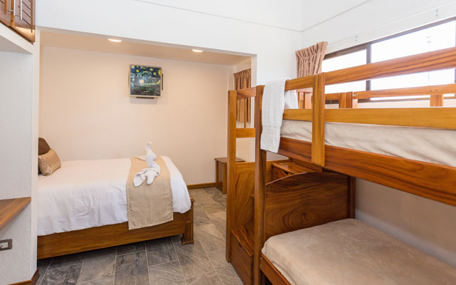 Casa Grande Vista bunk beds