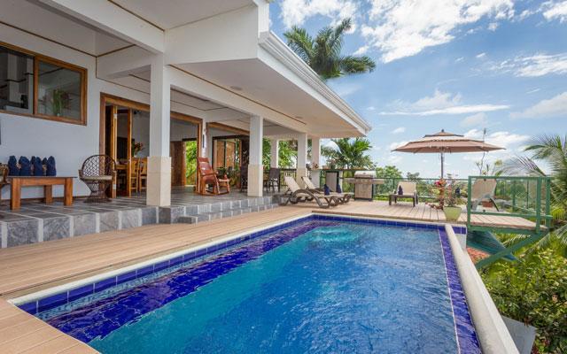 Casa Grande Vista pool