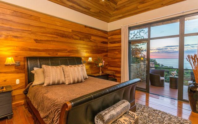 Casa Karma master bedroom
