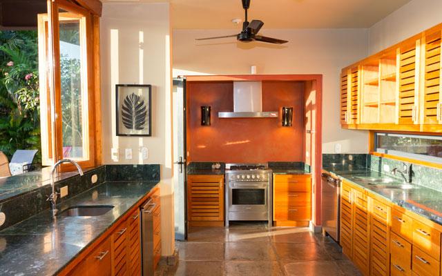Casa Karma kitchen
