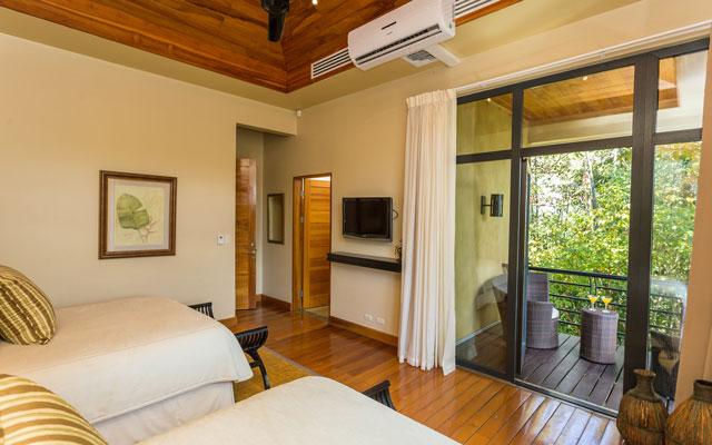 Casa Karma twin bedroom 1