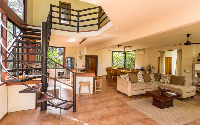 Casa Luz great room