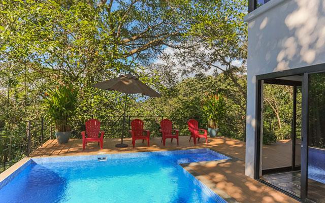 Casa Luz pool