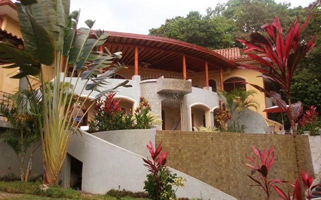 Casa Tranquilidad front exterior