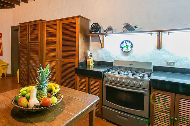 Manuel Antonio Vacation Rental VP Private Resort chef's kitchen