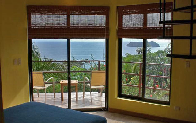 Vista Oceana bedroom view
