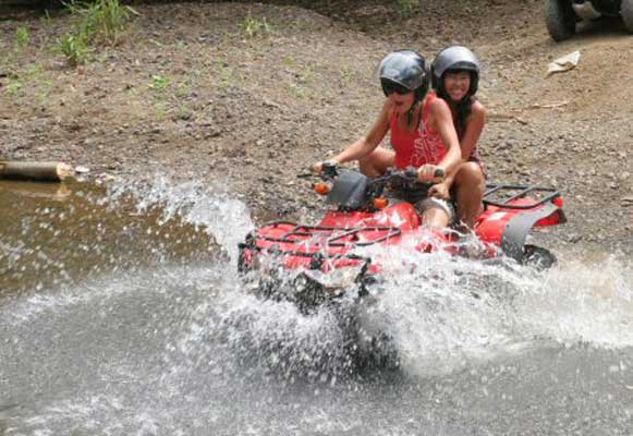 Manuel Antonio Vacation Rentals: ATV 4-wheel adventure 2