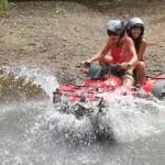 ATV 4-wheel adventure
