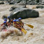 Rafting Rio Naranjo