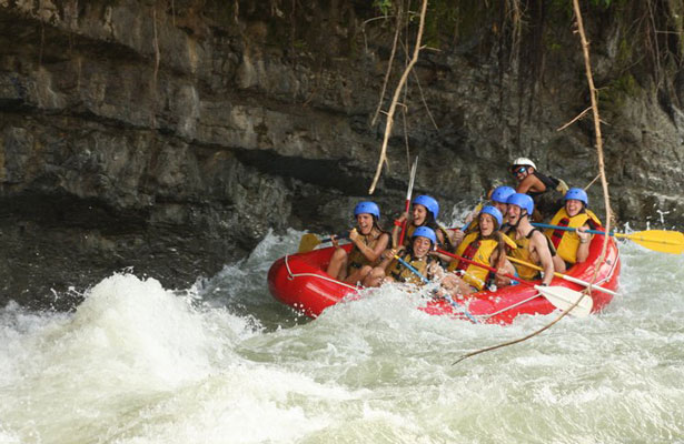 Manuel Antonio Vacation Properties: Rafting Rio Savegre