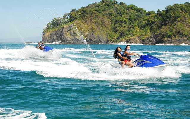 Manuel Antonio Vacation Rentals: Jungle Coast Jet Ski 2