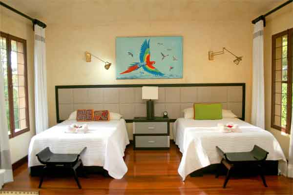 Manuel Antonio Rentals: Villa Vigia bedroom 4