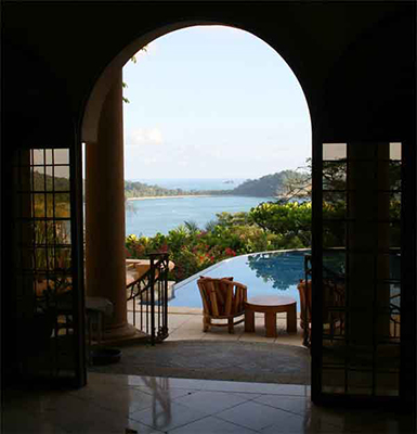 Manuel Antonio Rentals: Villa Vigia ocean view