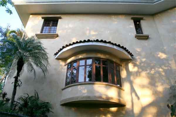 Manuel Antonio Rentals: Villa Vigia window
