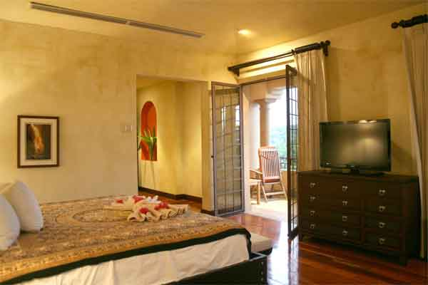 Manuel Antonio Vacation Rentals: Villa Vigia bedroom