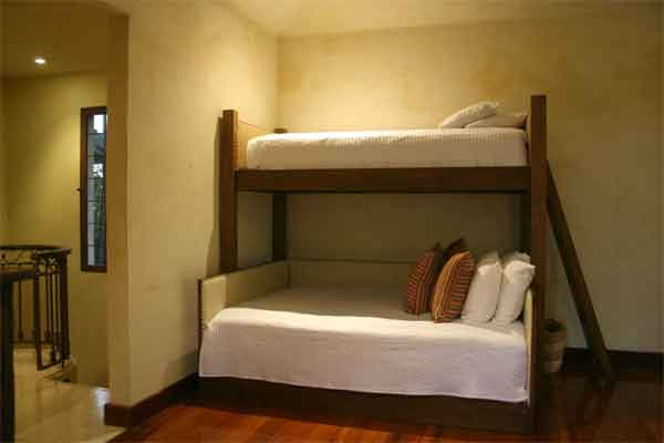 Manuel Antonio Vacation Rentals: Villa Vigia bunk beds