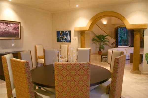 Manuel Antonio Holiday Rentals: Villa Vigia dining 2