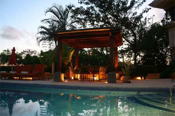 Manuel Antonio Holiday Rentals: Villa Vigia pool rancho