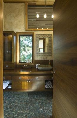 Manuel Antonio Vacation Properties: Casa Carolina bath
