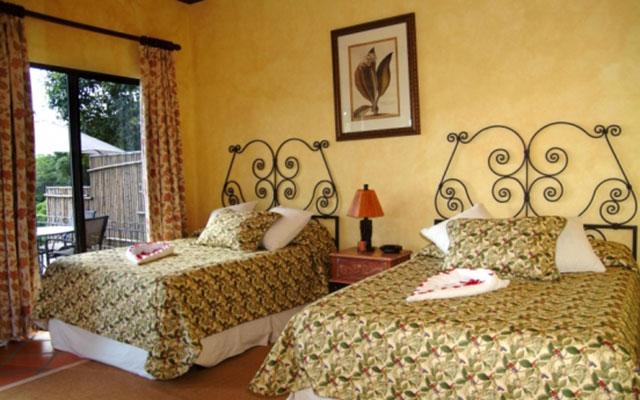 Manuel Antonio Vacation Homes: Casa Carolina guest bed 3