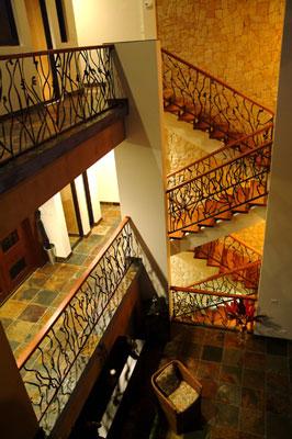 Casa Reserva atrium
