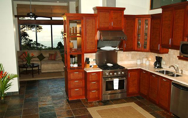 Casa Reserva kitchen 1