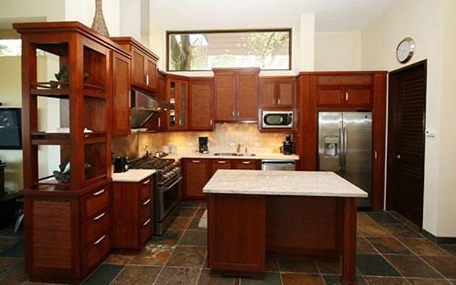 Casa Reserva kitchen