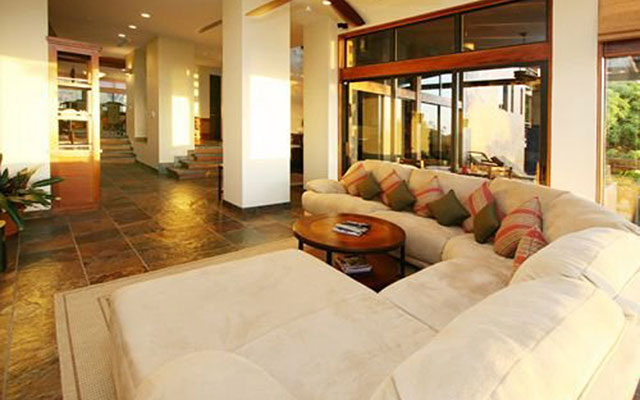 Casa Reserva living room