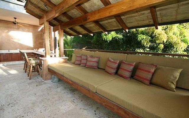 Casa Reserva terrace