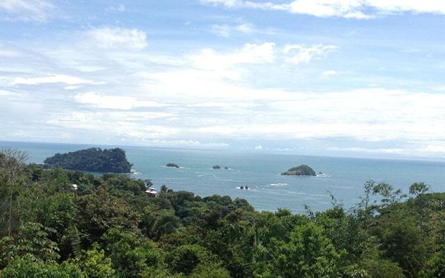 Villa Vista del Mar national park view