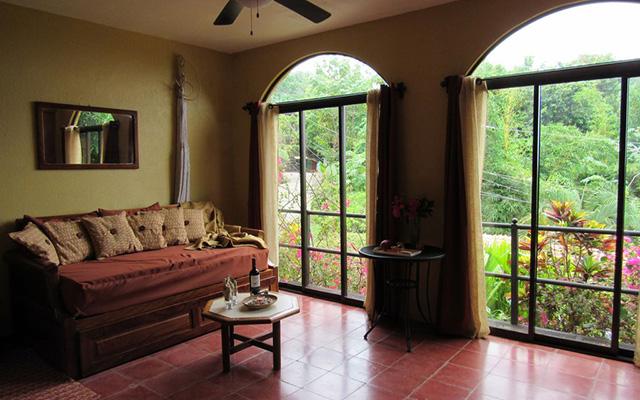 Villa Vista del Mar queen suite
