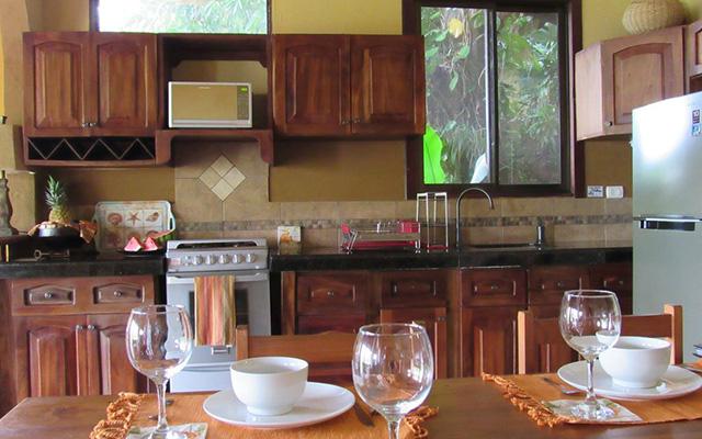 Villa Vista del Mar kitchen