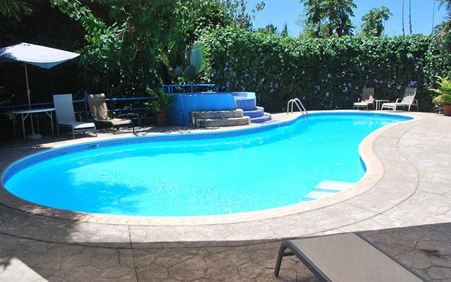 Villa Vista del Mar pool