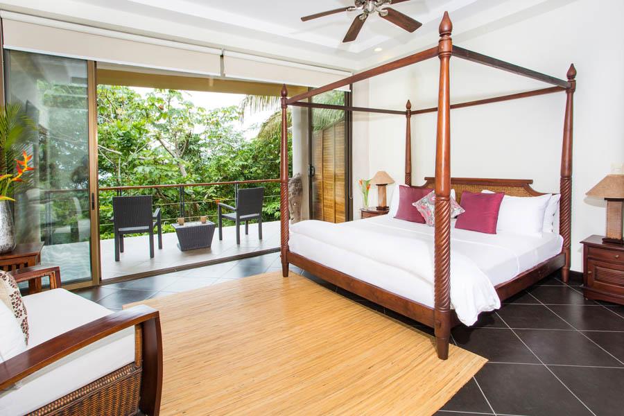 Villa Perezoso bedroom 1