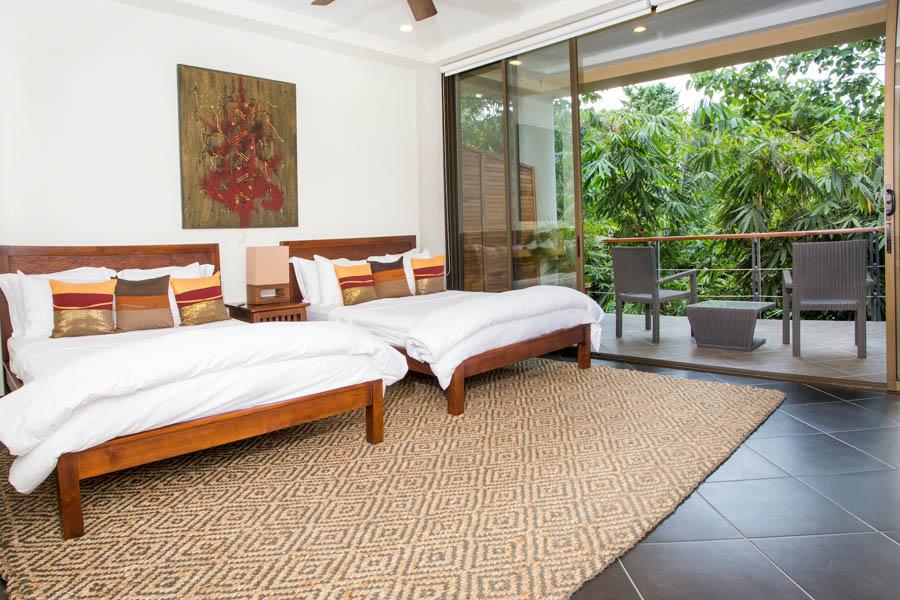 Villa Perezoso bedroom 2