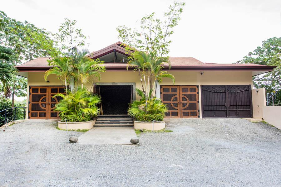 Villa Perezoso exterior