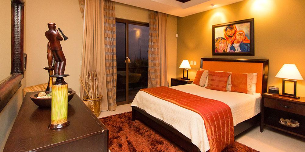 Villa Celaje bedroom