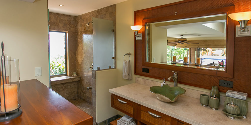 Casa Reserva bathroom