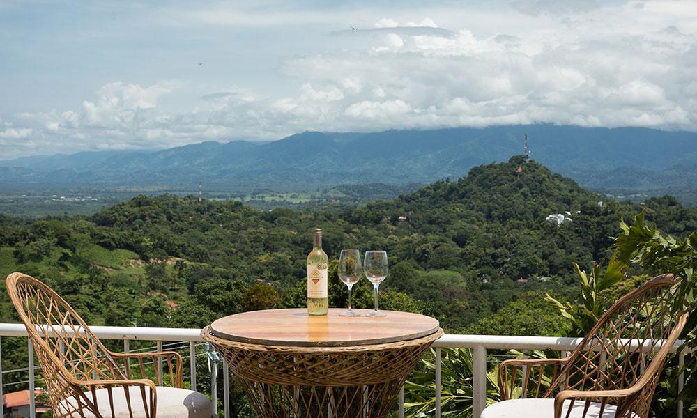 Casa Alta Vista mountain view