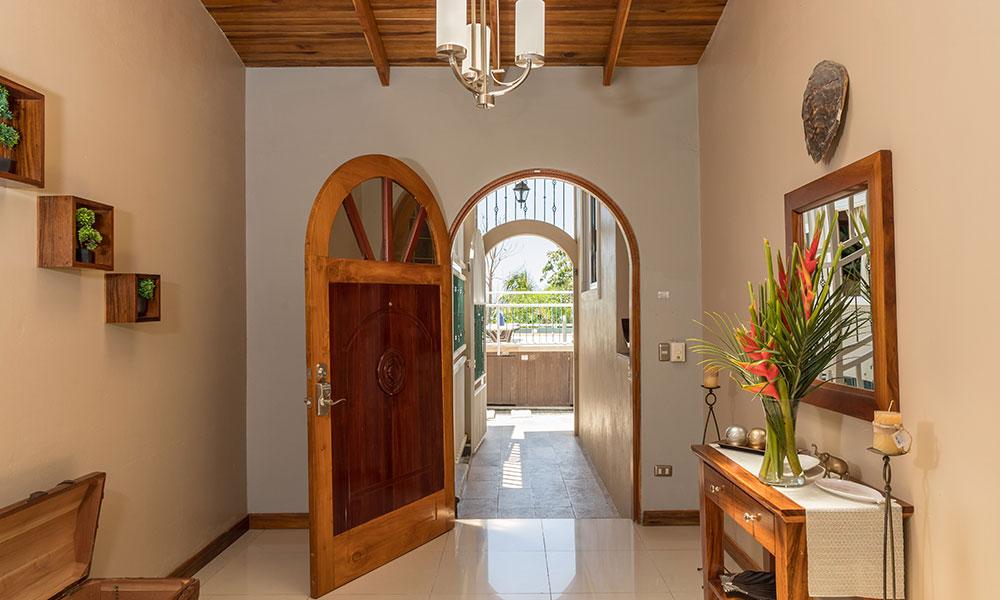 Casa Alta Vista entrance
