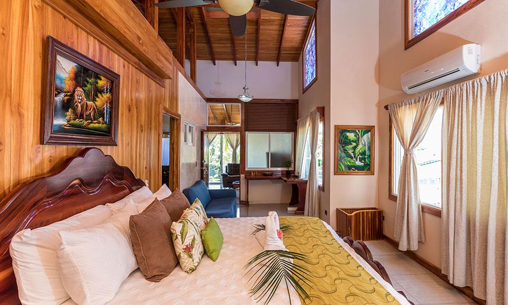 Casa Alta Vista bedroom