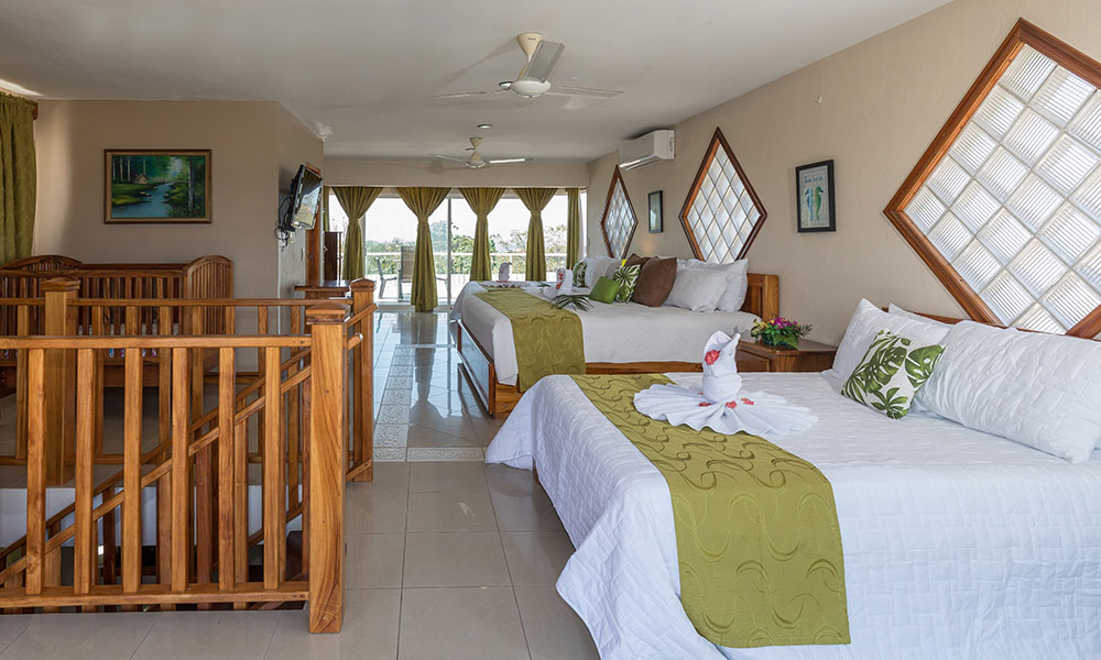 Casa Alta Vista double bedroom
