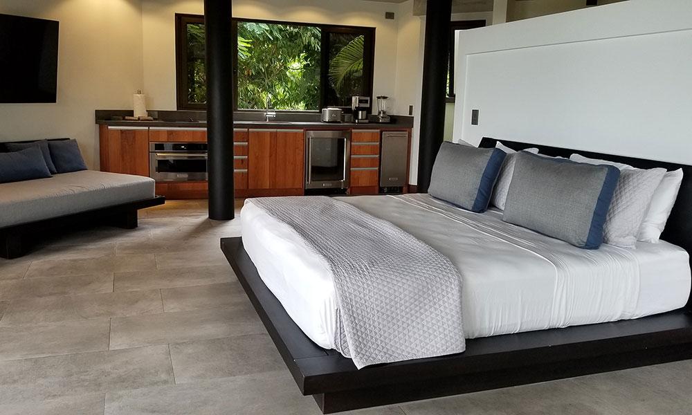 Tulemar 203 bedroom