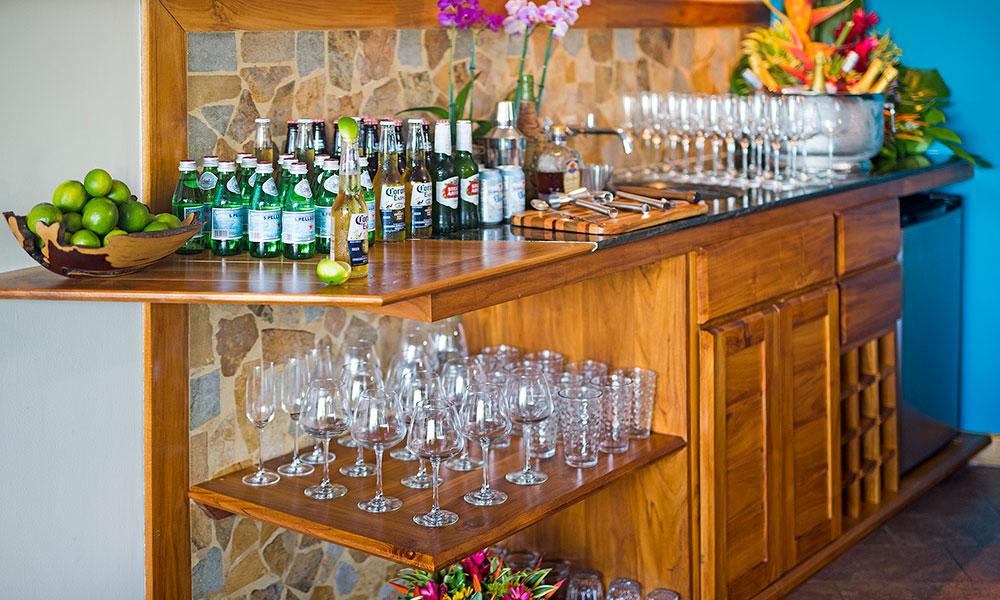 Villa Perfecta bar